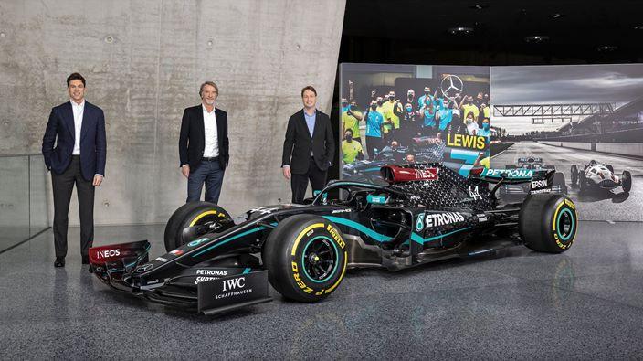Toto Wolff seguirá con Mercedes hasta 2023