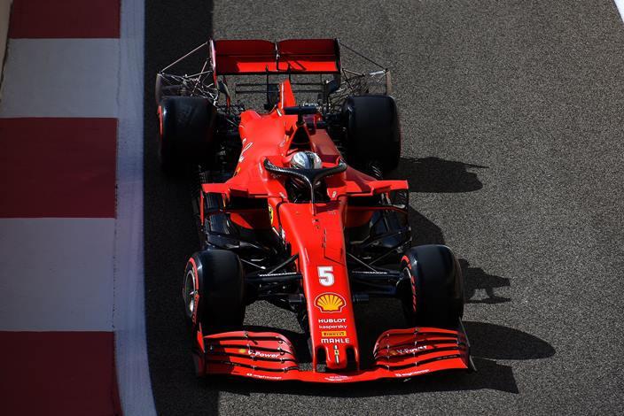 Viernes en Abu Dabi – Ferrari empieza de forma dispar el fin de semana