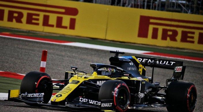 Viernes en Sakhir - Renault obtiene buenos resultados en un trazado desconocido