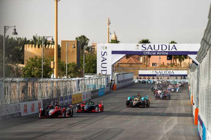 La Fórmula E iniciará la temporada 2021 en Arabia Saudita