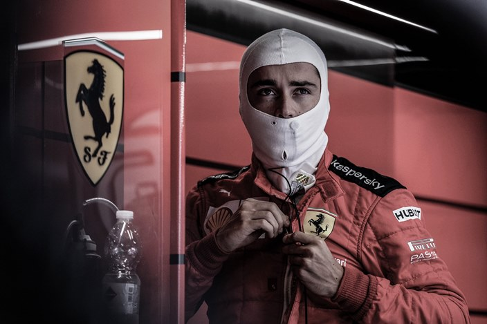 "Binotto: ""Leclerc puede desafiar a Hamilton con un coche competitivo"""