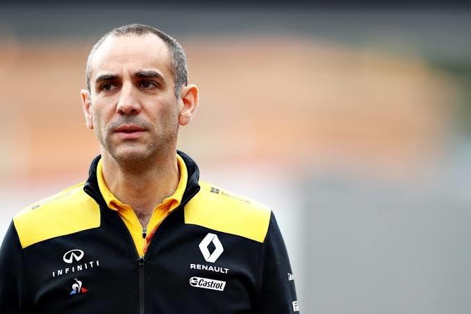 Cyril Abiteboul deja Renault de forma inmediata