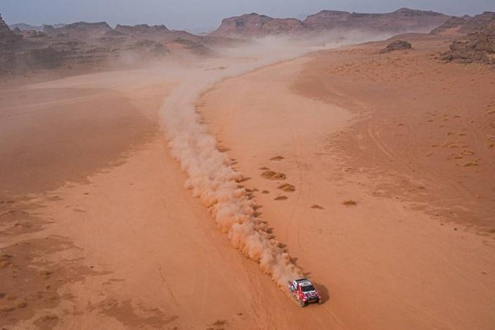 Dakar 2021 – Etapa 11: Al-Attiyah gana, pero Peterhansel lo tiene prácticamente hecho
