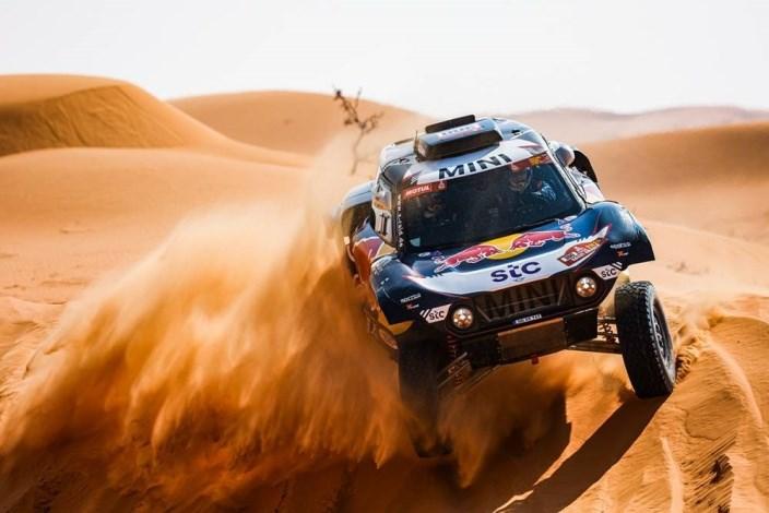 Dakar 2021 – Etapa 6: Sainz deja claro que aún está en la lucha