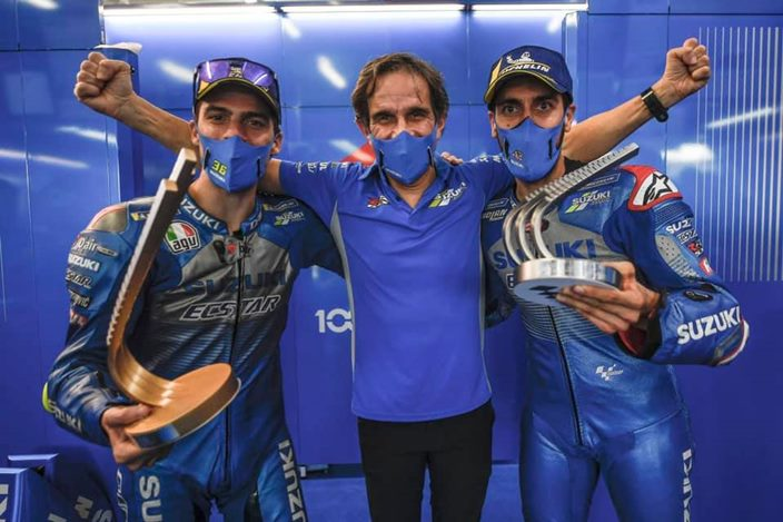 Davide Brivio va a ser el director en las carreras de Alpine en este 2021