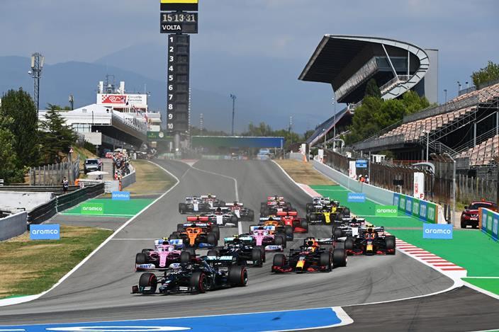 El Circuit de Barcelona-Catalunya renueva con la F1 para 2021