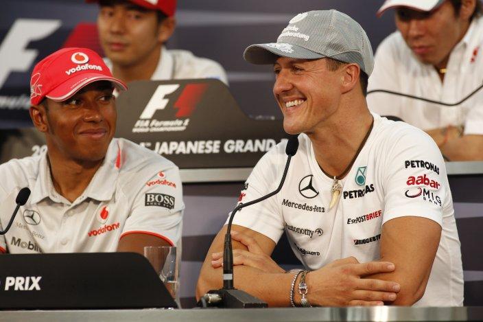 """Hamilton sobre su fichaje por Mercedes: """"Quería ser parte de la construcción de algo más grande"""""""