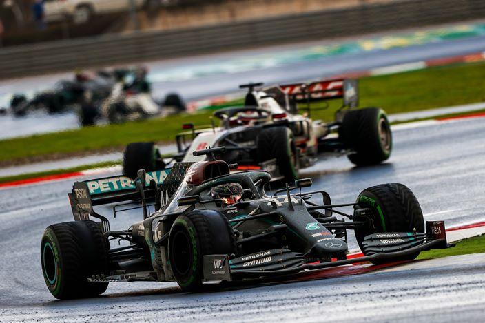 Los F1 2021 serán más lentos por los cambios aerodinámicos, al nivel de 2019