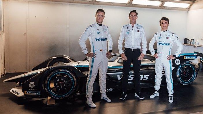 Mercedes llega con gran confianza a la Temporada 7 tras su primer año en Fórmula E
