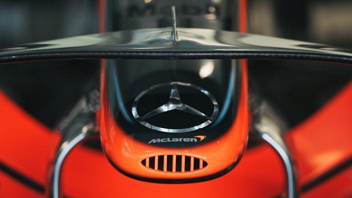Preocupación en McLaren a la hora de adaptar su monoplaza al motor Mercedes
