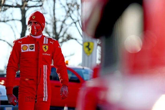 """Sainz: """"La ambición es crear un equipo ganador, devolver a Ferrari a la cima"""""""