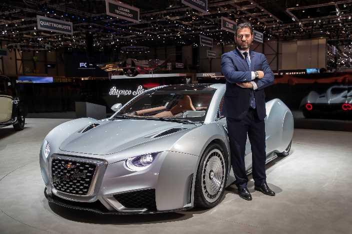 Hispano Suiza en Extreme E: una start up con historia