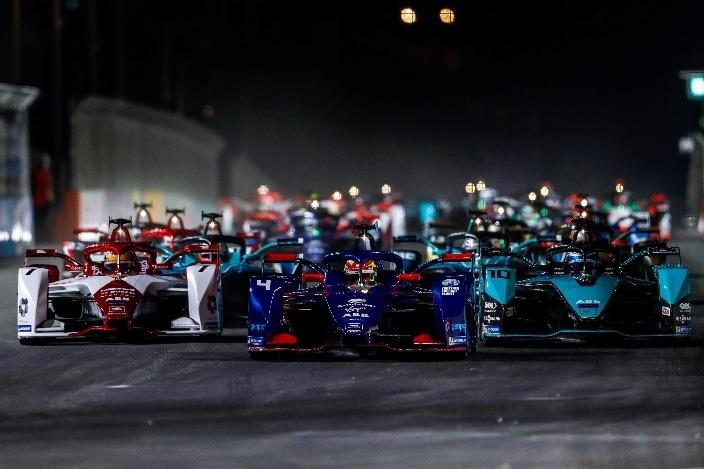 #DiriyahEPrix - Bird y Jaguar estrenan victoria en la temporada 7