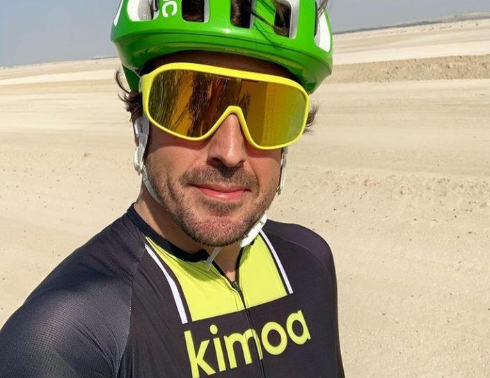 "Briatore avisó a Alonso: ""Ir en bici por carretera es demasiado peligroso"""