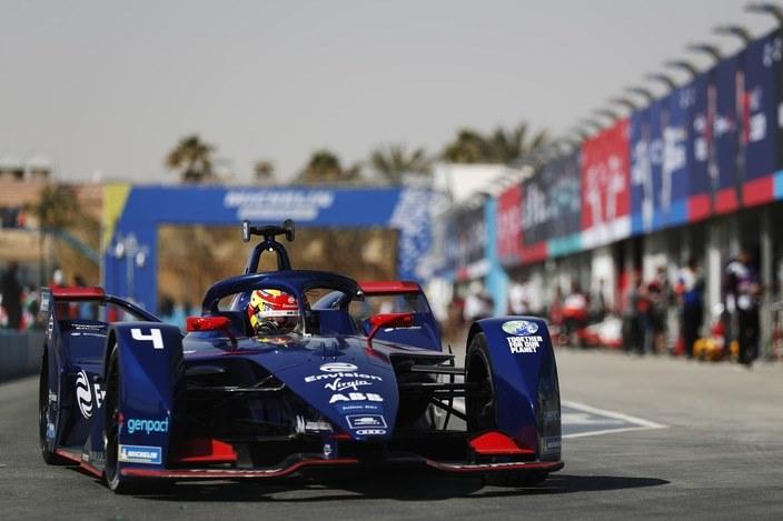 #DiriyahEPrix – Robin Frinjs logra su primera pole en la Fórmula E