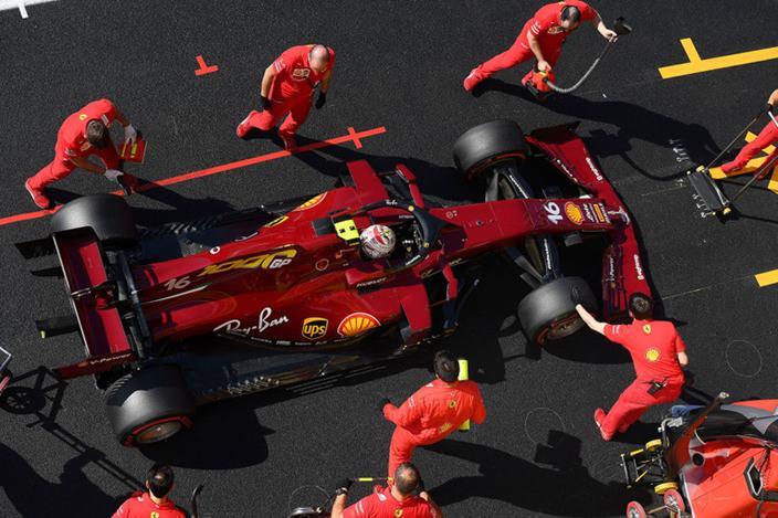"""Ferrari: """"2020 nos permitió conocer nuestros puntos fuertes y débiles"""""""