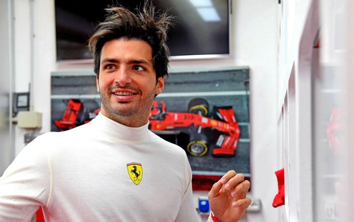 Ferrari presenta su equipo para 2021