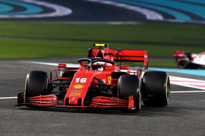 Ferrari y su motor se la juegan en 2021