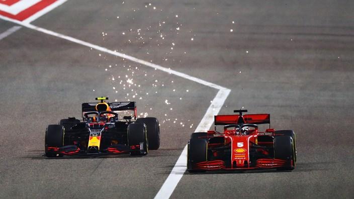 "Helmut Marko cree que ""Ferrari podrá luchar por ser tercero"""