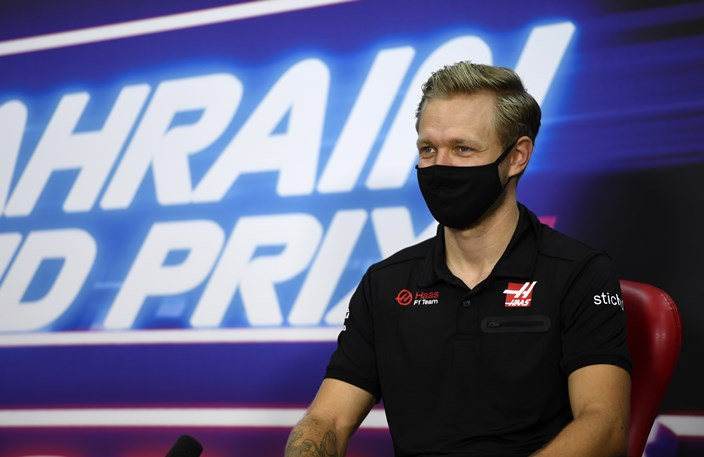 Magnussen rechaza la posibilidad de ser piloto reserva de Haas