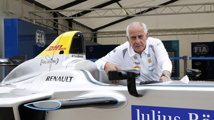 Manuel Ortiz Tallo, director de eventos de la Fórmula E, nos habla de la serie eléctrica