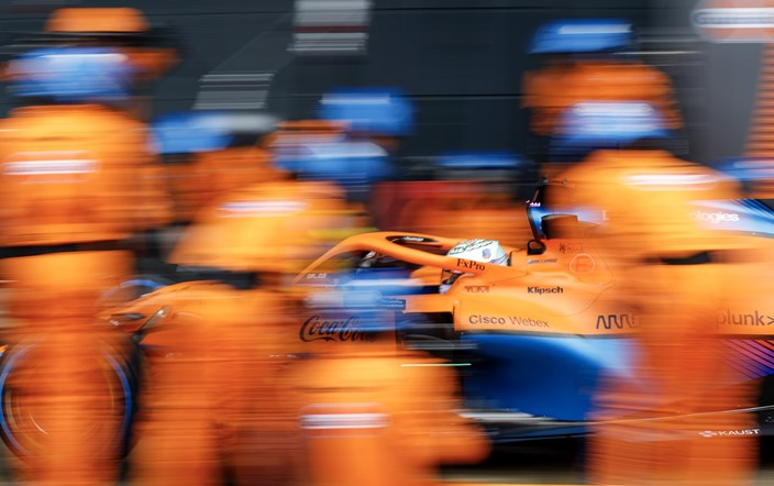 McLaren no se preocupa ante los problemas de Mercedes con su motor