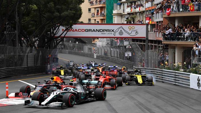 Monaco F1 Racing Team, posible proyecto de entrada a la Fórmula 1
