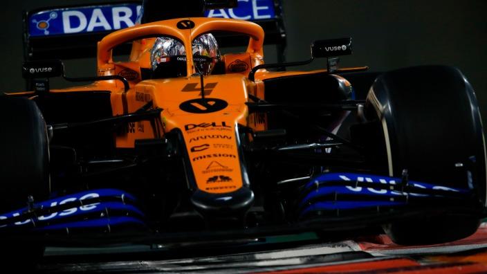 """Norris confía en el motor Mercedes: """"Nos llevará un poco más hacia la cima"""""""