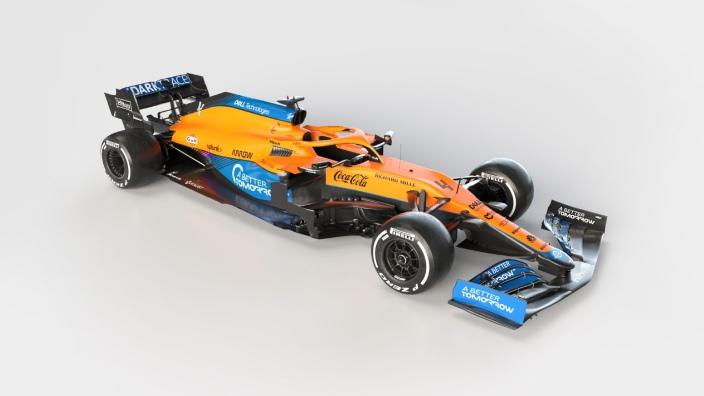 Oficial: Así es el nuevo McLaren MCL35M