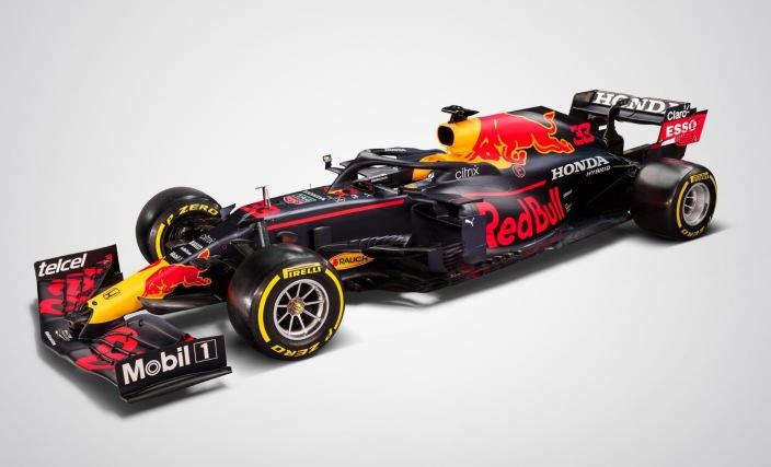Oficial: Así es el nuevo Red Bull RB16B