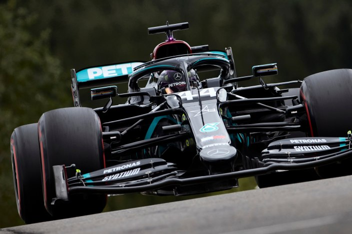 "Ralf Schumacher ve ""vergonzoso"" la no renovación de Hamilton"