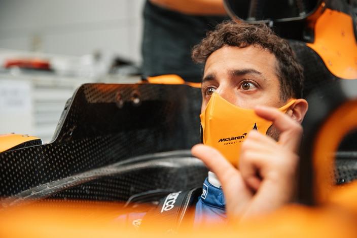 """Ricciardo: """"Yo soy uno de los elementos que McLaren no ha tenido hasta ahora para ganar"""""""