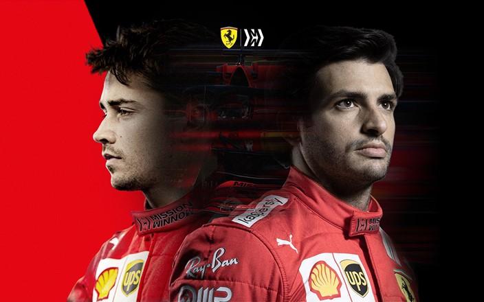 Sainz espera estar a la misma altura que Leclerc en 2021