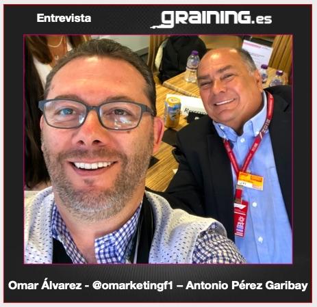 Entrevista a Antonio Pérez Garibay Papá de Sergio Checo Pérez