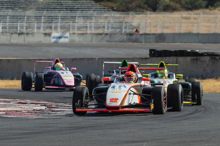 FIA F4 NACAM México anuncia su calendario 2021 con 2 fechas en Estados Unidos
