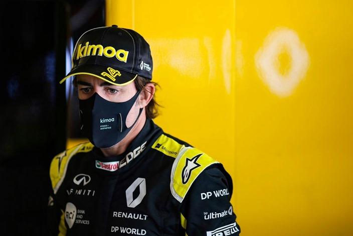 """Alonso: """"Sabemos que va a ser una temporada muy competitiva"""""""