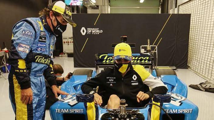 """Alpine F1: """"No existe una cláusula sobre piloto número 1 y 2"""""""