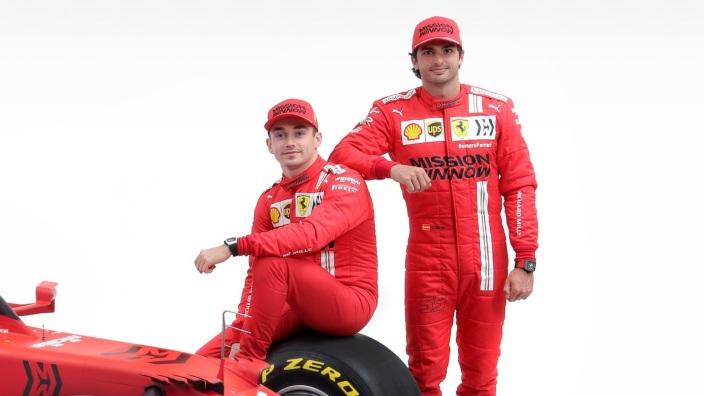 Leclerc habla sobre Sainz y destaca sus cualidades
