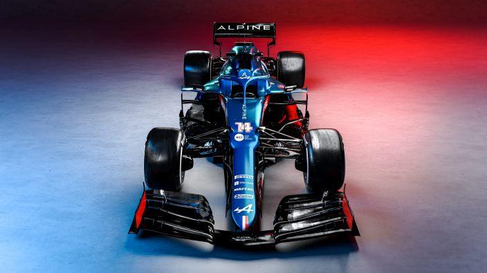 Desde Alpine tranquilizan: Alonso está totalmente en forma y preparado