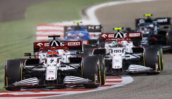 Domingo en Baréin - Alfa Romeo se queda a las puertas de los puntos