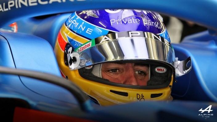 """Fernando Alonso, sobre el resto de pilotos: """"Soy mejor que todos ellos"""""""