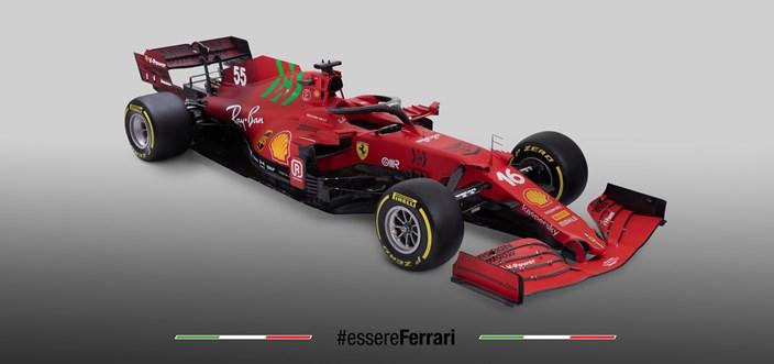 Ferrari explica cómo usaron los 'tokens de desarrollo' en su SF21