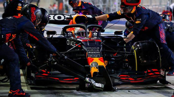 La estrategia de Red Bull fue desacertada, según Verstappen
