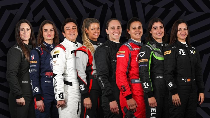 La Extreme E es la primera categoría del automovilismo con una igualdad de género real