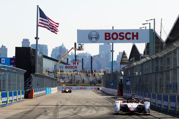 La Fórmula E confirma su intención de realizar la etapa americana