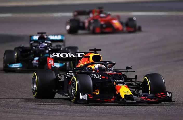 Masi explica lo sucedido con Verstappen en el GP de Baréin