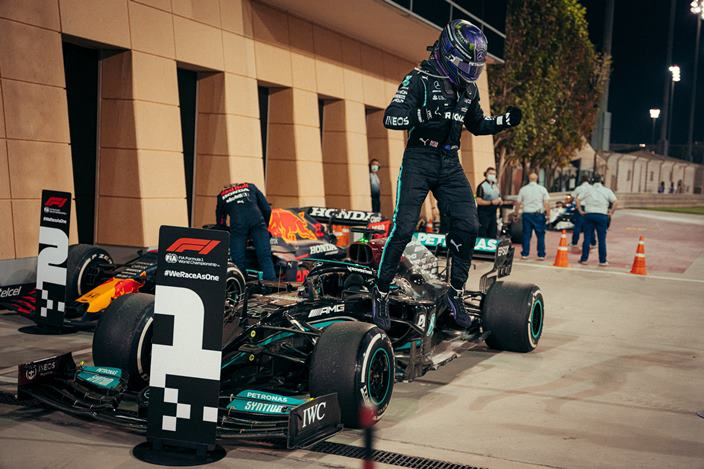 """Mercedes y su batalla con Red Bull: """"Necesitamos un coche más rápido, así de simple"""""""