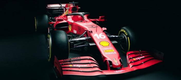 Oficial: Así es el nuevo Ferrari SF21