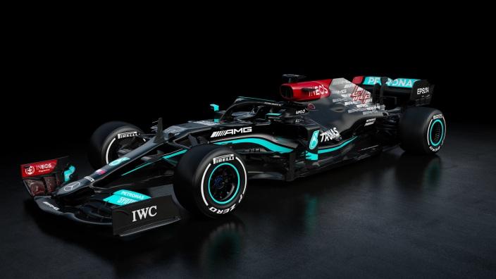 Oficial: Así es el nuevo Mercedes W12
