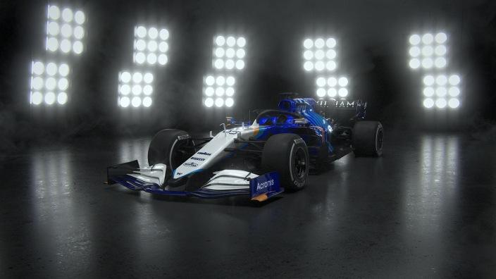 Oficial: Así es el nuevo Williams FW43B